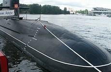 """Ấn Độ, Nga bàn việc hiện đại hóa tàu ngầm """"tàng hình"""" Varszavianka"""