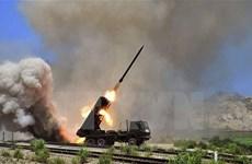 Hàn Quốc xác định Triều Tiên phóng tên lửa vào vùng biển phía Đông