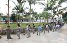 Học viên trốn trại ở Bà Rịa-Vũng Tàu đã trở lại trung tâm cai nghiện