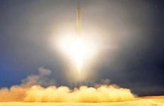 Quân đội Hàn Quốc: Triều Tiên thất bại trong vụ thử tên lửa