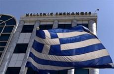 Hy vọng khơi thông bế tắc trong đàm phán giữa EU-IMF và Hy Lạp