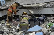 [Photo] Khắc phục hậu quả trận động đất kinh hoàng tại Ecuador