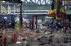 Mexico: Số người chết trong vụ nổ nhà máy hóa dầu tăng mạnh