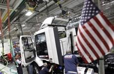 Đồng USD tăng giá khiến kinh tế Mỹ tăng trưởng chậm lại