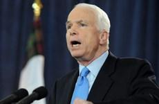 Ông John McCain: Bỏ cấm vận vũ khí với Việt Nam có ý nghĩa quan trọng