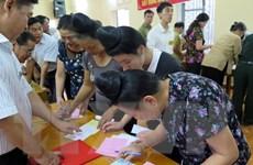 Tình hình bầu cử diễn ra an toàn, đúng luật trên khắp cả nước