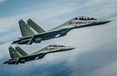 Các máy bay chiến đấu của Ấn Độ và UAE tham gia tập trận chung