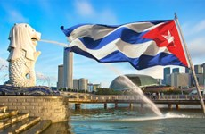 Cuba muốn học mô hình phát triển cảng biển của Singapore