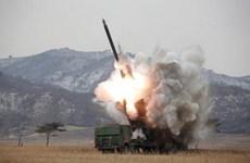 Hàn Quốc theo dõi chặt dấu hiệu Triều Tiên phóng tên lửa đạn đạo