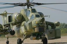 Nga bàn giao cho Algeria máy bay trực thăng tấn công Mi-28