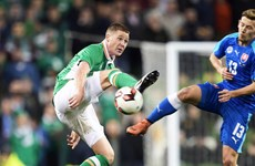 Cộng hòa Ireland khó có khả năng tạo nên bất ngờ ở EURO 2016