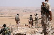 Lực lượng được Mỹ hậu thuẫn tiến sát thành trì của IS tại Manbij