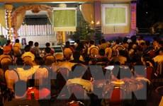 Nhiều hoạt động sôi nổi sẵn sàng phục vụ EURO 2016 ở TP.HCM
