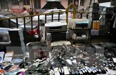 Ấn Độ đối mặt với nguy cơ khủng hoảng rác thải điện tử