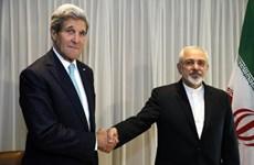 Ngoại trưởng Mỹ, Iran thảo luận về việc dỡ bỏ biện pháp trừng phạt