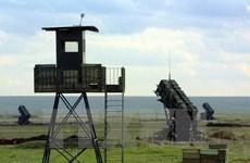 TNK triển khai thêm hệ thống phòng không trên biên giới với Syria