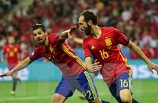 EURO 2016: Tây Ban Nha và Croatia đại chiến vì ngôi đầu