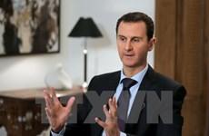 Tổng thống Syria Bashar al-Assad ra lệnh thành lập chính phủ mới