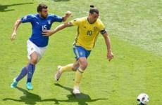 EURO 2016: Đội tuyển Bỉ liệu có khóa chặt được Ibrahimovic?