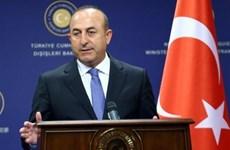 Thổ Nhĩ Kỳ sắp mở chương mới trong đàm phán gia nhập EU