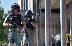 Cảnh sát Đức bắn hạ đối tượng xả súng tại rạp chiếu phim