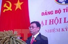 Ông Võ Thành Hạo tái đắc cử chức Chủ tịch HĐND tỉnh Bến Tre