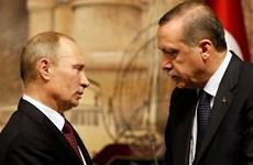 Tổng thống Nga Putin dỡ bỏ cấm vận du lịch đối với Thổ Nhĩ Kỳ