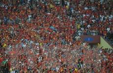 VFF lấy ý kiến hoàn thiện huy hiệu đội tuyển bóng đá Việt Nam