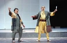 Công diễn vở kịch Opera Carmen nổi tiếng ở TP Hồ Chí Minh