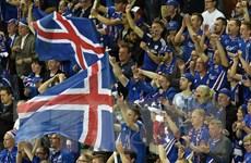 EURO 2016: Sức mạnh đầy bí ẩn của các cổ động viên Iceland