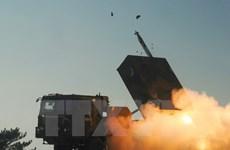 Không quân Saudi Arabia đánh chặn một tên lửa đạn đạo