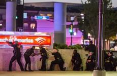 Mỹ bắt nghi can bắn tỉa khiến 4 cảnh sát thiệt mạng tại Dallas