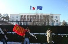 Pháp tạm thời đóng cửa các cơ quan ngoại giao tại Thổ Nhĩ Kỳ