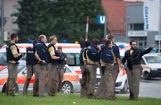 Cảnh sát Đức thu giữ xe ôtô nghi là của đối tượng khủng bố