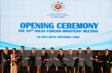 ASEAN tăng cường hợp tác với Mỹ, Nhật Bản, Hàn Quốc và Ấn Độ