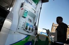 Giá dầu Brent rơi xuống mức thấp nhất trong khoảng bốn tháng