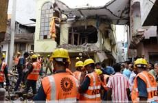 Tai nạn công trường xây dựng tại Ấn Độ khiến 9 người thiệt mạng