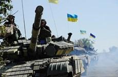 Ukraine tiết lộ thời điểm tiếp nhận vũ khí sát thương từ Mỹ