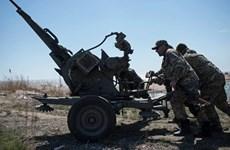 Mỹ quan ngại về căng thẳng tại khu vực biên giới Nga-Ukraine