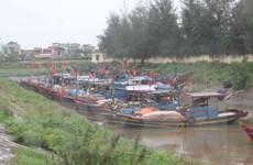Bão số 3 đi vào các tỉnh Hải Phòng và Thái Bình, giật cấp 10-12
