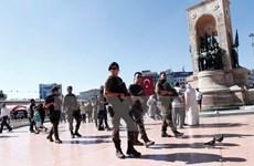 Thổ Nhĩ Kỳ quyết quét sạch phiến quân IS khỏi biên giới Syria