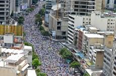 Venezuela: Một triệu người tham gia tuần hành chống chính phủ
