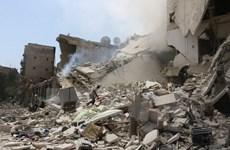Mỹ, Nga chuẩn bị tuyên bố về thỏa thuận ngừng bắn tại Aleppo