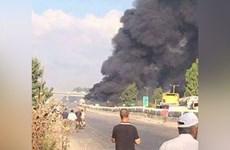 Syria: Đánh bom kép ở tỉnh Tartus, gần 20 người thiệt mạng