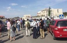 Kyrgyzstan: Xác định được thủ phạm tấn công Đại sứ quán Trung Quốc