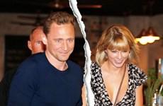 Taylor Swift và Tom Hiddleston chia tay sau 3 tháng mặn nồng