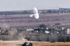 Các lực lượng do Thổ Nhĩ Kỳ hậu thuẫn muốn tiến sâu vào Syria