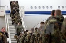 Đức triển khai hàng trăm binh sỹ chống khủng bố ở Địa Trung Hải