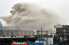 Siêu bão Meranti sẽ suy yếu sau khi đi sâu vào đất Trung Quốc