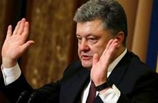 Chính phủ Ukraine tuyên bố thực thi ngừng bắn ở miền Đông